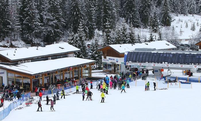Thermal & Ski Resort Meander Oravice - Oravice: Całodzienny pobyt na stokach narciarskich i w termach od 109 zł w Thermal & Ski Resort Meander Oravice