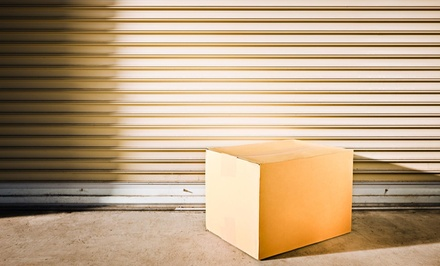 40% Off Storage Space