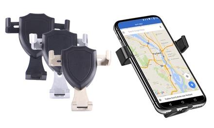 1, 2 of 3 smartphonehouders voor in de auto