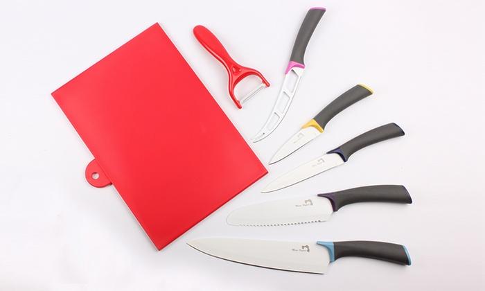 Coffrets couteaux ou pi ces de cuisine marc veyrat groupon shopping - Coffret couteaux de cuisine ...