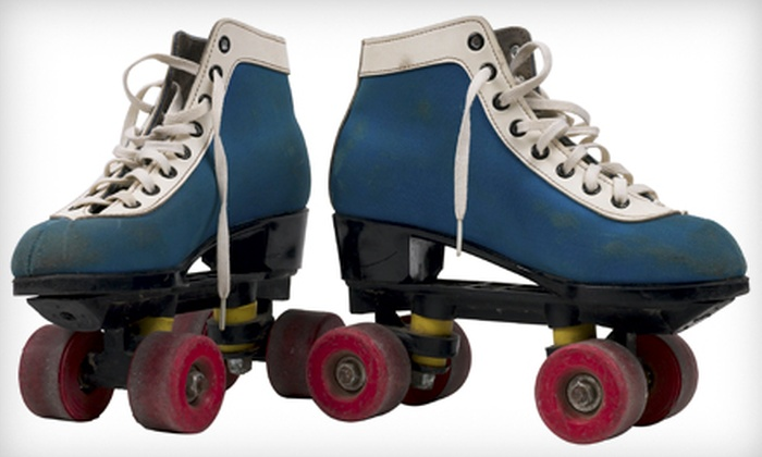 Let's Roll Skate 'n Fun Center - Cumming: Roller Skating for Two, Four, or Six with Arcade Tokens and Popcorn at Let's Roll Skate 'n Fun Center (Up to 65% Off)