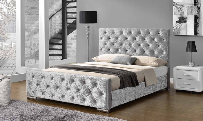 Buckingham Bed Frame with Optional Mattress from £225