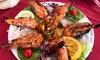 Taj Mahal - Lozza: Menu indiano da 7 portate con specialità tandoori di carne o vegane al ristorante Taj Mahal (sconto fino a 55%)