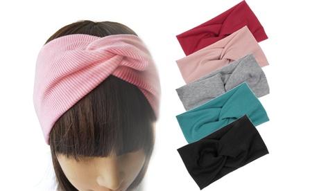 2er- oder 3er-Pack Haarbänder in der Farbe nach Wahl