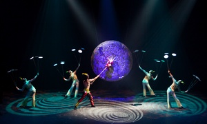Cirque Ziva: Golden Dragon Acrobats – Up to 47% Off at Cirque Ziva: Golden Dragon Acrobats, plus 6.0% Cash Back from Ebates.