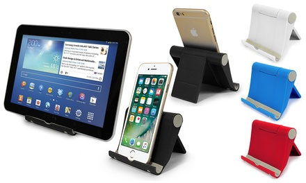 One or Two Universal Tablet or Phone Stand Holders