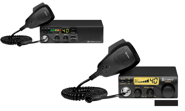 Cobra CB Radios (Refurbished)