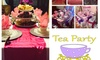 Tea Party Express - Tampa Bay Area: Up to 51% Off Princess Birthday Tea Party at Tea Party Express