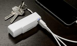 Batterie portable de secours
