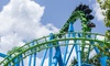 Wild Adventures Theme Park - Valdosta: One-Day Admission Ticket or Gold Season Pass for One at Wild Adventures Theme Park (Up to 50% Off)