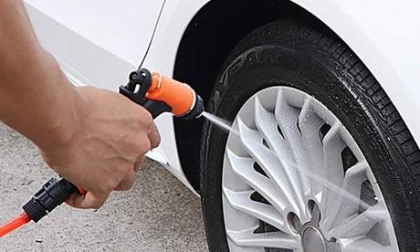 Kit de limpieza de automóviles de alta presión