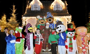 Charmingfare Farm: $14 for One Admission to Lighted Winter Wonderland at Charmingfare Farm ($25 Value)