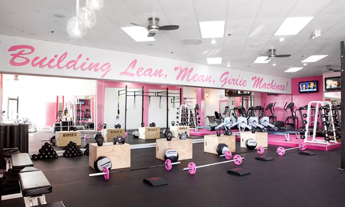 Pink Iron Gym - West Hollywood: 5, 10, or 20 Classes at Pink Iron Gym (Up to 72% Off)