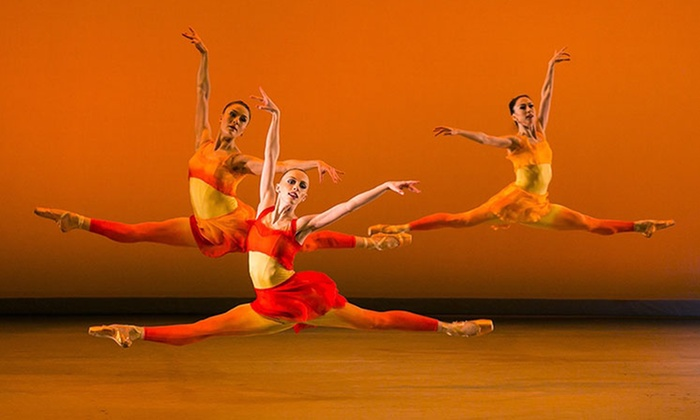 "Carolina Ballet presents Vivaldi's ""Four Seasons"" on March 11–26"