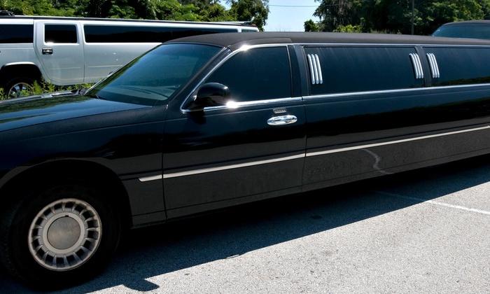 Luxury Car Chauffeur Service Houston