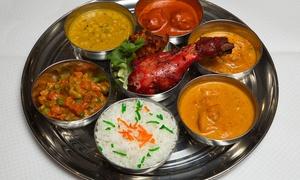Menu indo-pakistanais pour 2 convives Aix-en-Provence