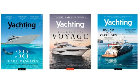 1-Year, 12-Issue Subscription to Yachting Magazine 45bf2beb-ee08-4369-bb7a-285a7902c7e5