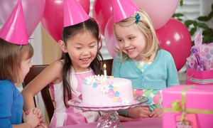 Kids' Choice Party Company: Two-Hour Birthday, Spa, or Tea Party at Kids' Choice Party Company (60% Off). Two Options Available.