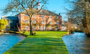 Whitchurch Silk Mill: Entry and Guide Book For Two Adults (£5) or Family (£7) to Whitchurch Silk Mill (Up to 62% Off)