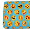 Emoji Print Area Rug