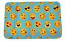 Emoji Print Area Rug: Emoji Print Area Rug