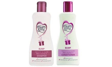 Cussons Mum and Me Shampoo and Conditioner Set for £3.79