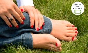Melry Lisboa Fashion: Melry Lisboa Fashion – Asa Norte:1 ou 2 visitas com manicure e pedicure
