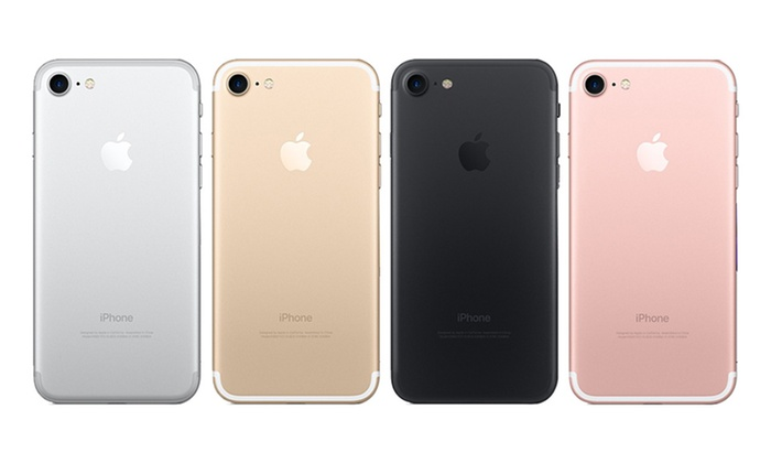 Apple iPhone 7 32 - 128 - 256 Go   Groupon ef65d3354774
