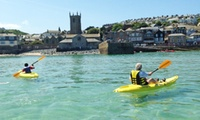 One-Hour Kayaking Session for One or Two at St Ives Boat Rides (Up to 44% Off)