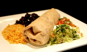Salseria: $12.50 for $25 Worth of Mexican Food at Salseria