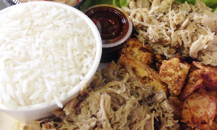 Mashita - Harrisonburg: $8 for Two Groupons, Each Good for One Korean Combo Meal at Mashita (Up to $16 Total Value)