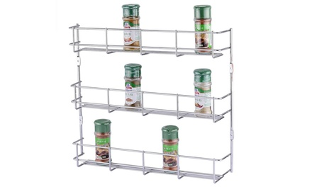 Herb and Spice Rack