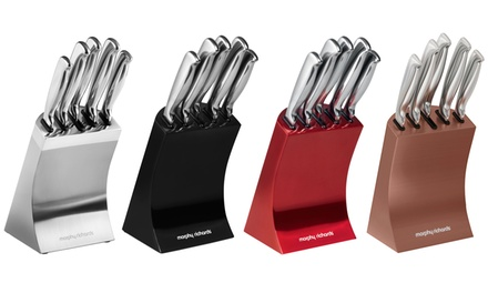 5delig messenblok van Morphy Richards
