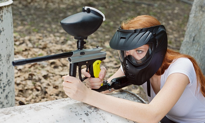 Austin Paintball - Dripping Springs-Wimberley: Paintball Package for Two, Four, or Six at Austin Paintball (Up to 49% Off)