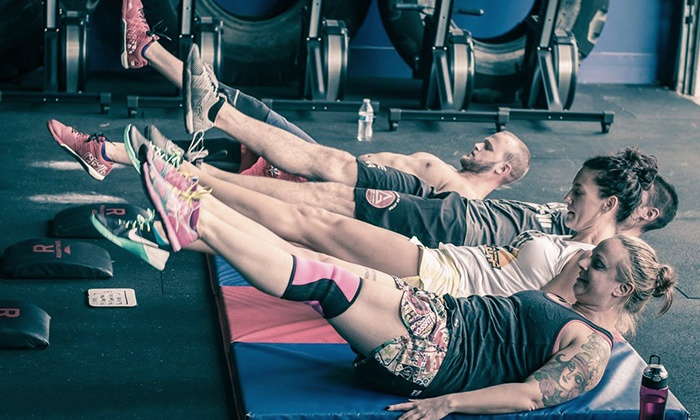 Grind City CrossFit - Kirkland: $73 for an On Ramp CrossFit Foundations Program for Beginners at Grind City CrossFit ($145 Value)