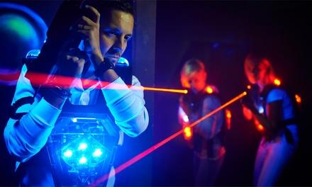1 partie de laser game pour 1, 2, 4 ou 6 personnes dès 6,90 € avec Starship Laser Lomme
