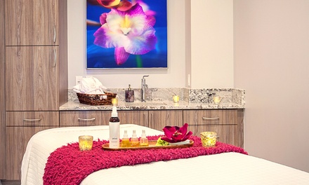Massage-and-Facial Packages at Poseidon Spa at Orlando Castle Hotel (Up to 50% Off). Three Options Available.