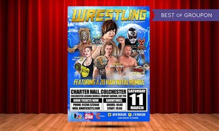 XWA - Professional Wrestling