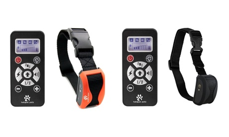 Hot Spot Pets Long Range Waterproof Dog Training Collar 7fb7b876-64de-11e6-b75a-00259069d868