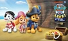 PAW Patrol Live! The Great Pirate Adventure – Up to 30% Off
