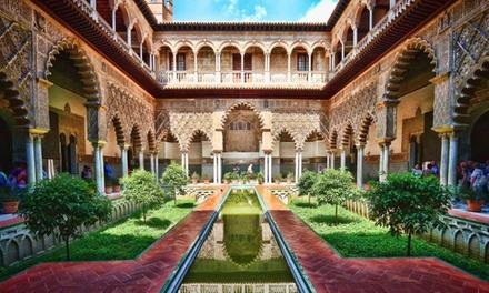 Granada:1, 2 o 3 noches para 2 con desayuno o media pensión y entrante, opción a entrada a la Alhambra en Hotel Poniente