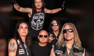 Rock The Mountain 80's Rock Festival: Rock The Mountain 80's Rock Festival feat. Warrant and L.A. Guns on Friday, July 15, at 8 p.m.