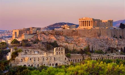✈ Athènes : 3 ou 4 nuits à l'hôtel Dorian Inn avec petit-déjeuner et vols A/R depuis Paris Orly, Marseille ou Lyon