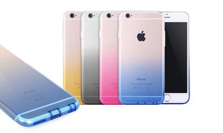 Silikon-Case für iPhone in der Farbe der Wahl (bis zu 80% sparen*)