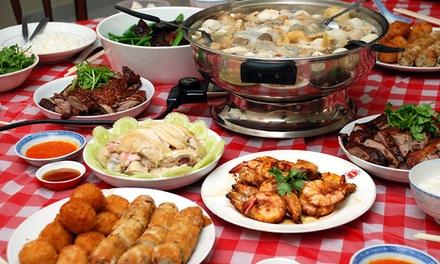Wertgutschein über 40 € oder 80 € anrechenbar auf alle Speisen für zwei oder vier Personen bei Green Flavour