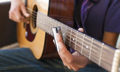 image for Online Guitar Course with Totally Guitars (Up to 96% Off)