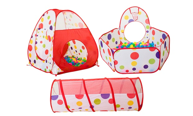 $65 for a pop-up ball tent tent tunnel and playhouse  sc 1 st  Australia Discounts coupons and deals & for a Kidsu0027 PopUp Ball Tent | Australia Discounts 4 you and me