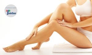 Free Style Genova: 3 o 5 pressoterapie con massaggi o bendaggi al salone Free Style Genova