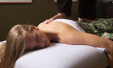 Your Choice of One or Three 60-Minute Massages at BodySense Holistic Spa & Wellness Center (39%Off)