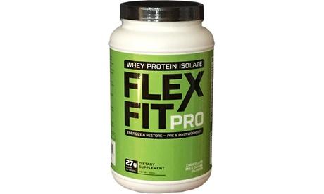 Flexfitpro Whey Protein Isolate Workout Supplement (30 Servings) d806607c-6b36-11e7-a4fa-00259069d7cc